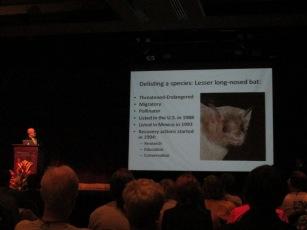 RELCOM's Roger Mendellin on delisting a species.